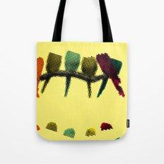Sudden death Tote Bag