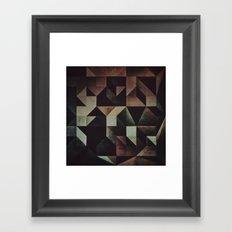 frr shyym Framed Art Print
