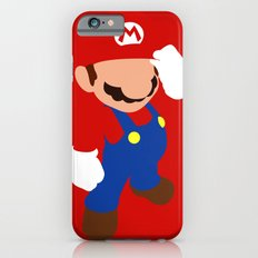 The world famous plumber (Mario) iPhone 6s Slim Case