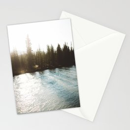 Bow River | Banff National Park, Alberta, Canada | John Hill Photography Stationery Cards