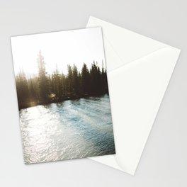 Bow River | Banff National Park, Alberta, Canada | John Hill Photography Stationery Cards
