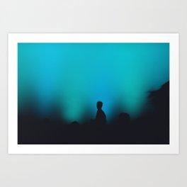 Auroras Art Print