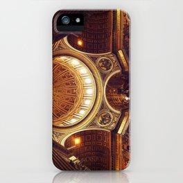 Saint Peter's Basilica  iPhone Case