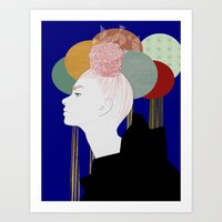 NORDIC ART Art Print