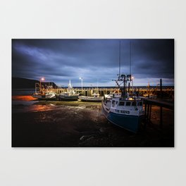 Ocean Floor Canvas Print