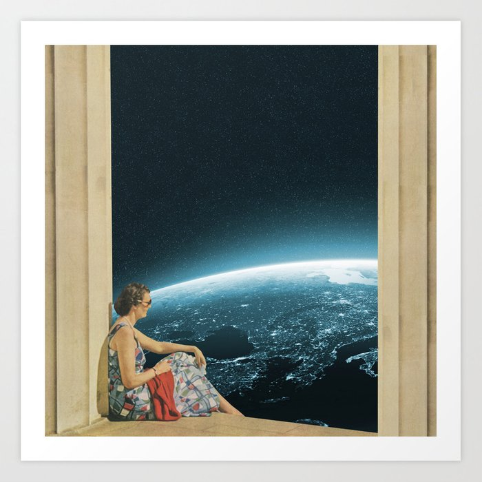 The Big Picture Art Print