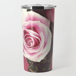 Roses are Love Travel Mug