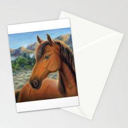 At sunrise Stationery Cards