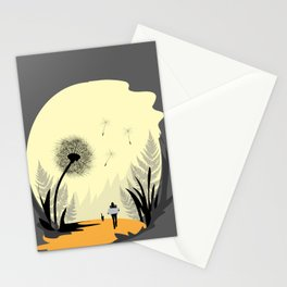 Travel more Stationery Cards