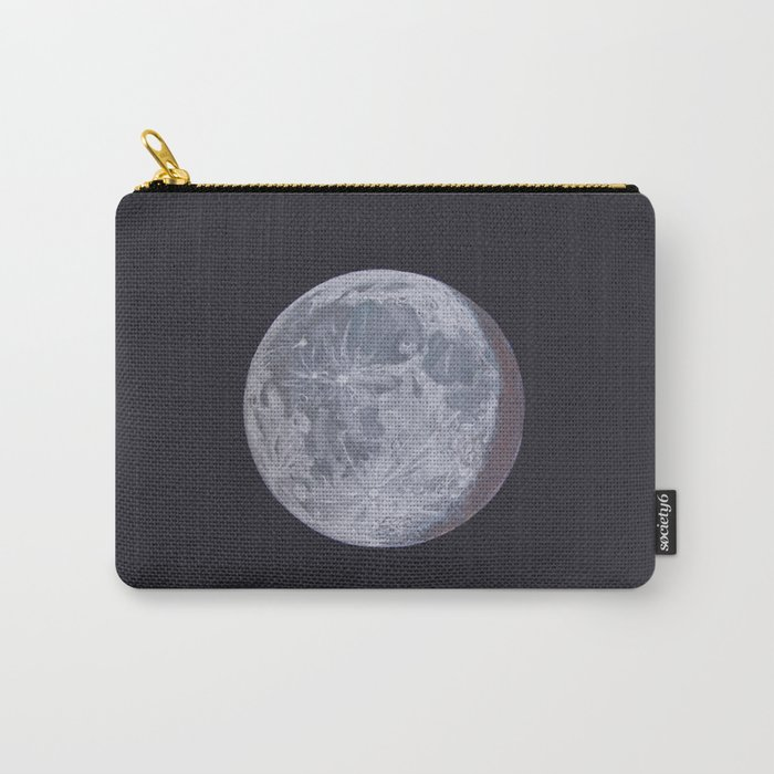 Moon Portrait 2 Carry-All Pouch