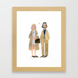 I think we're just gonna to have to be secretly in love Framed Art Print