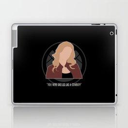 Agents of S.H.I.E.L.D. - Bobbi Laptop & iPad Skin