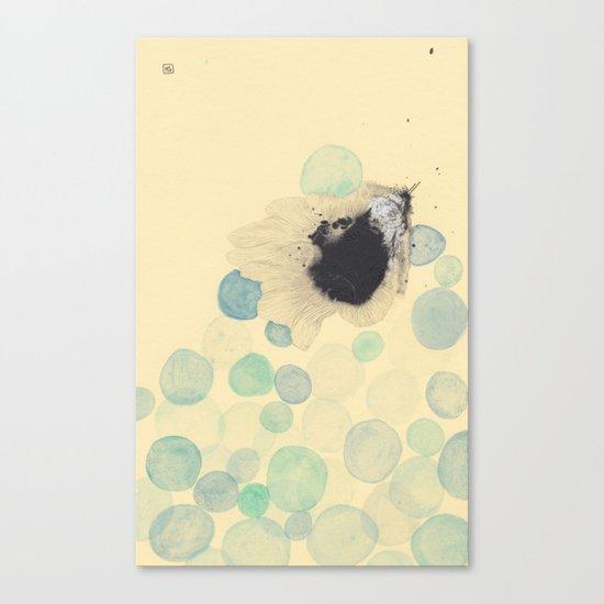 Bubblenest Canvas Print