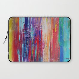 All That We Love by Nadia J Art Laptop Sleeve