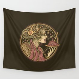 Bon Appetit Wall Tapestry