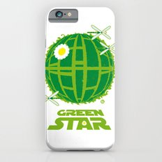 Green Star iPhone 6s Slim Case