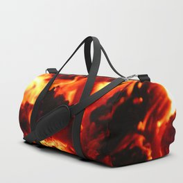 Hot Embers Duffle Bag