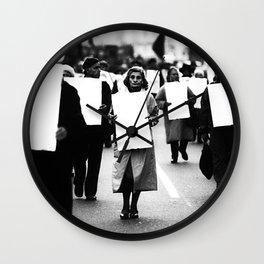 Demonstration Wall Clock