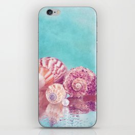 Seashell Group iPhone Skin