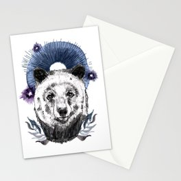 The Bear (Spirit Animal) Stationery Cards