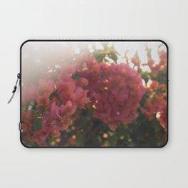 Dreamy Tropical Flowers Laptop Sleeve
