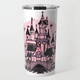 The Magical Goth Castle Travel Mug