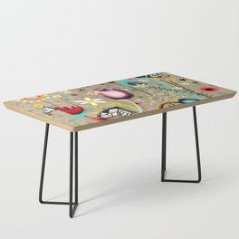 Rupydetequila - Bohemian Paradise Coffee Table