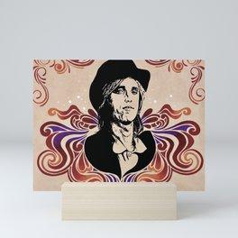 Tom Petty Mini Art Print