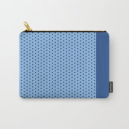 blue dots duo Carry-All Pouch