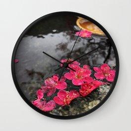Asia_26 Wall Clock