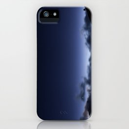 Lonely horse iPhone Case