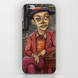 20th Century Dickensian Dodger iPhone Skin