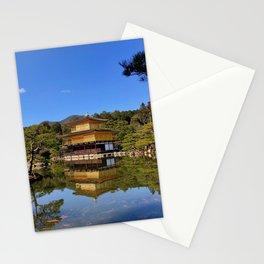 Kinkaku-ji, Golden Pavilion Temple Stationery Cards