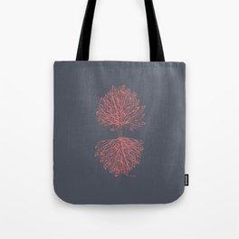 Tree Art. Hands Giving, Hands Receiving 111-24CW4 Tote Bag