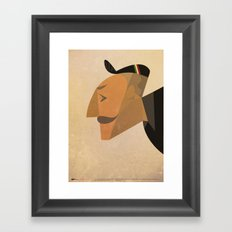 Alfredo Framed Art Print