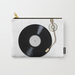 Record Deck Carry-All Pouch