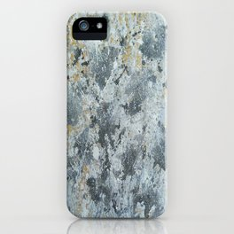 Abstract painting 100 iPhone Case