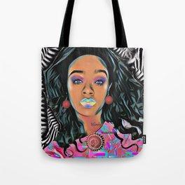 Keisha Johnson Tote Bag