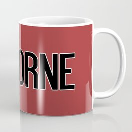 Airborne (Airborne Red) Coffee Mug