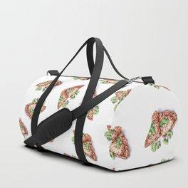 Pancakes in Watercolor Duffle Bag