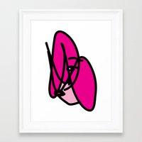 artsy Framed Art Prints featuring Artsy by Novus
