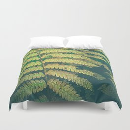 Woodland Fern Duvet Cover