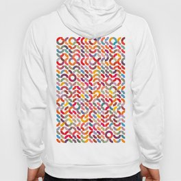 o pattern Hoody