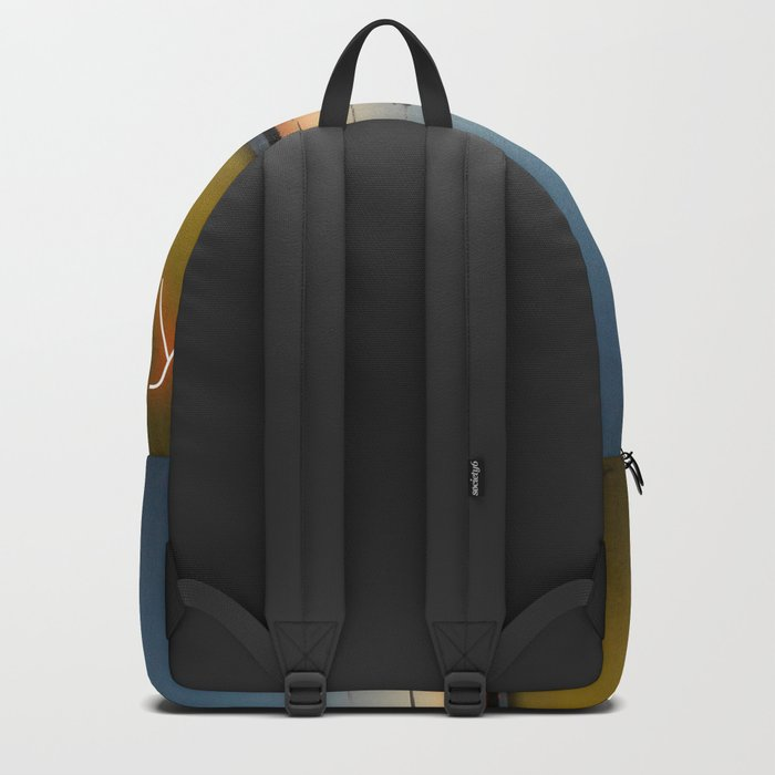 Immensity On A Night Summer Beach Backpack