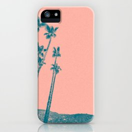 Pink Dreams Tonight 01 iPhone Case