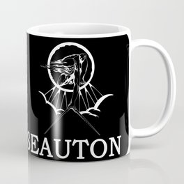 Lucas North : Gnothi Seauton  -white- Coffee Mug