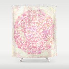 Mediterranean Manadala Shower Curtain
