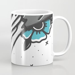 Swooping Seagull Coffee Mug