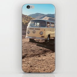 Camp Cabernet iPhone Skin