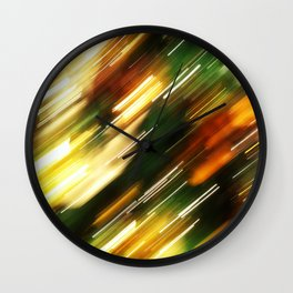 Disturbia Wall Clock